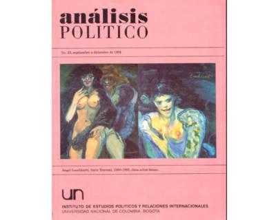 Análisis Político No. 23