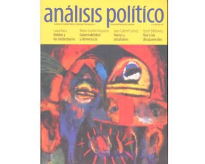 Análisis Político No. 25