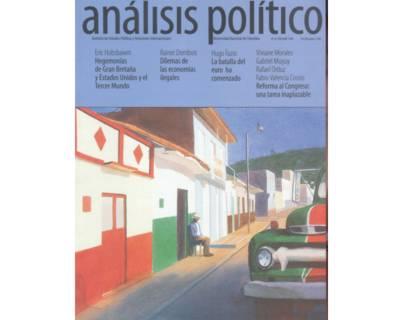 Análisis político No. 33