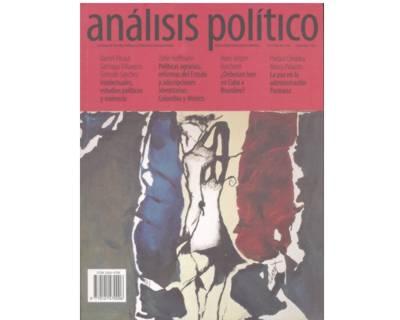 Análisis Político No. 34