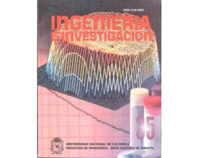 Ingeniería e Investigación No. 35