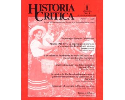 Historia Crítica No. 04