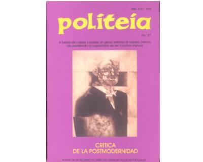 Politeia No. 27. Crítica de la postmodernidad