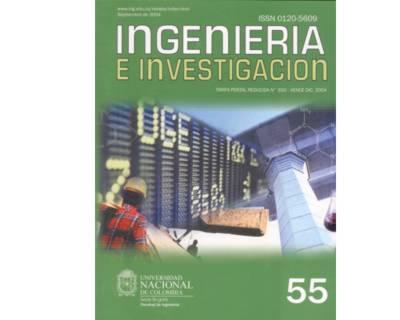 Ingeniería e Investigación No. 55