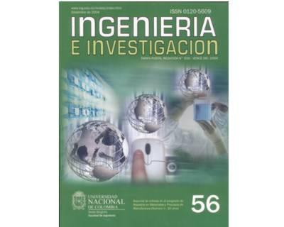 Ingeniería e Investigación No. 56