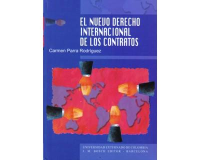 El nuevo derecho internacional de los contratos