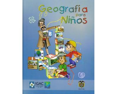 Geografía para niños