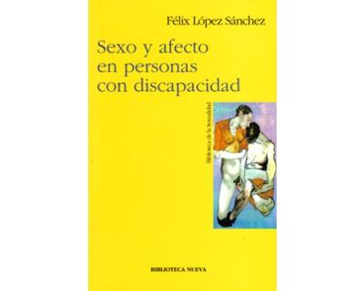 Sexo y afecto en personas con discapacidad