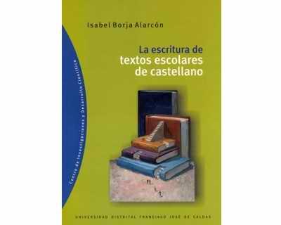 La escritura de textos escolares de castellano