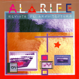 Alarife No. 6. Revista de Arquitectura