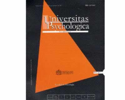 Universitas Psychologica Vol. 3 N° 1