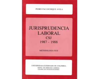 Jurisprudencia Laboral. Metodologia SUIJ