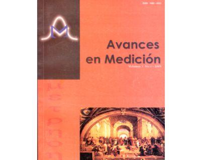 Avances en Medición. Vol. 3 No. 1