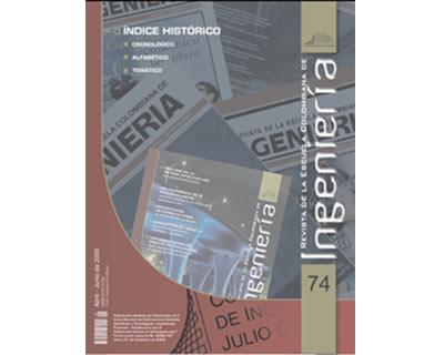 Revista de la Escuela Colombiana de Ingeniería Nº 74