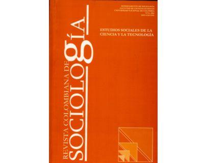 Revista Colombiana de Sociología No. 23. Estudios sociales de la ciencia y la tecnología