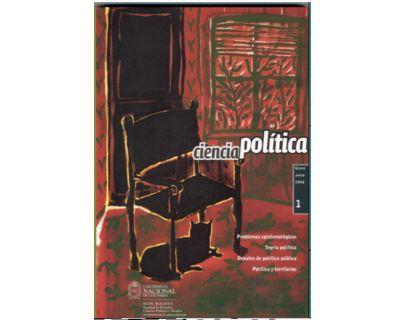 Revista Ciencia Política No. 1