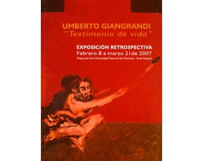 "Umberto Giangrandi  ""Testimonio de vida """