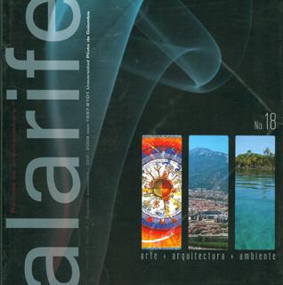 Alarife No. 18. Revista de Arquitectura