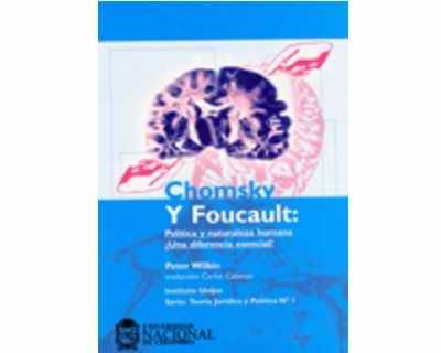 Chomsky y Foucault