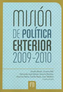Misión de política exterior 2009-2010