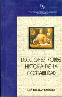 Lecciones sobre historia de la contabilidad