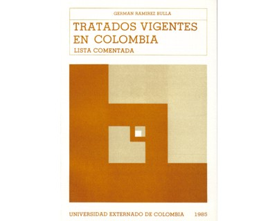 Tratados vigentes en Colombia