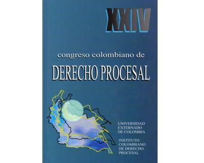 XXIV Congreso Colombiano de Derecho Procesal