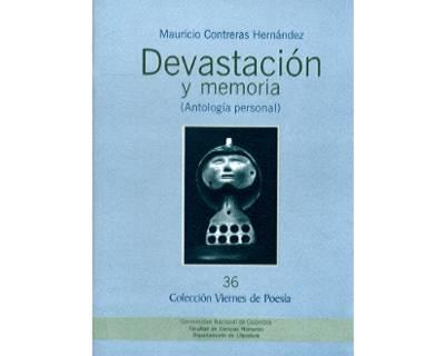 Devastación y memoria (Antología personal). Colección Viernes de Poesía No. 36