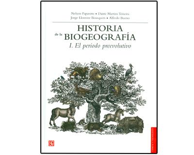 Historia de la biogeografía. I. El periodo preevolutivo