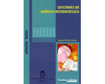 Lecciones de Química Heterocíclica