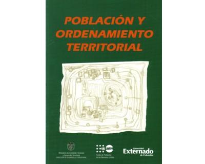 Población y ordenamiento territorial