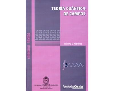Teoría cuántica de campos