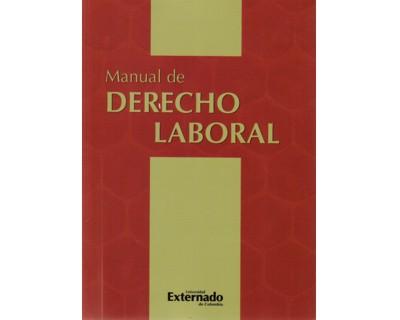 Manual de derecho laboral