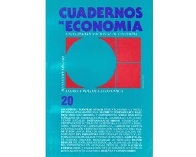 Cuadernos de Economía No. 20
