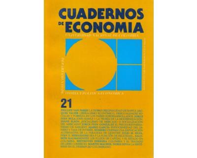 Cuadernos de Economía No. 21