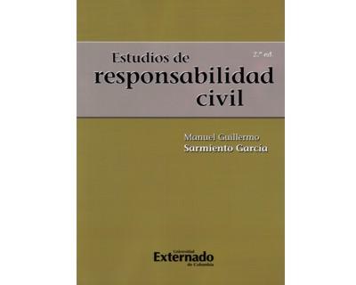 Estudios de responsabilidad civil