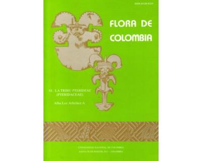Flora de Colombia. No. 18. La tribu Pterideae (Pteridaceae)