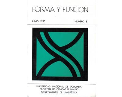 Forma y Función No. 08