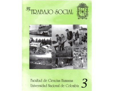 Revista Trabajo Social No. 3