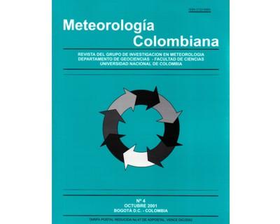 Meteorología Colombiana. No. 04