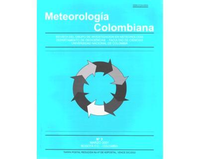 Meteorología Colombiana. No. 03