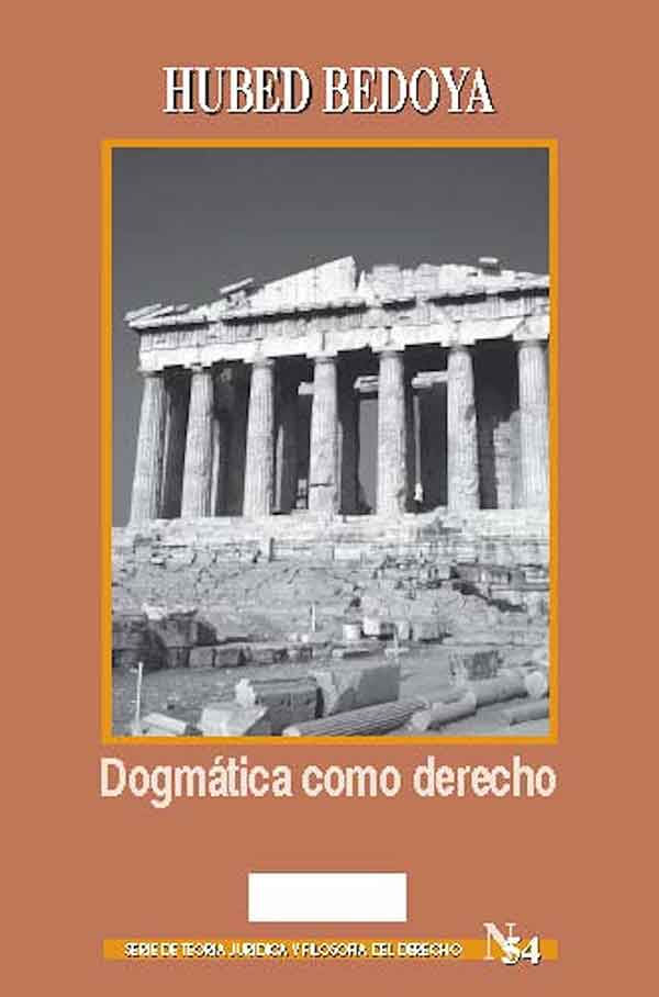 Dogmática como derecho