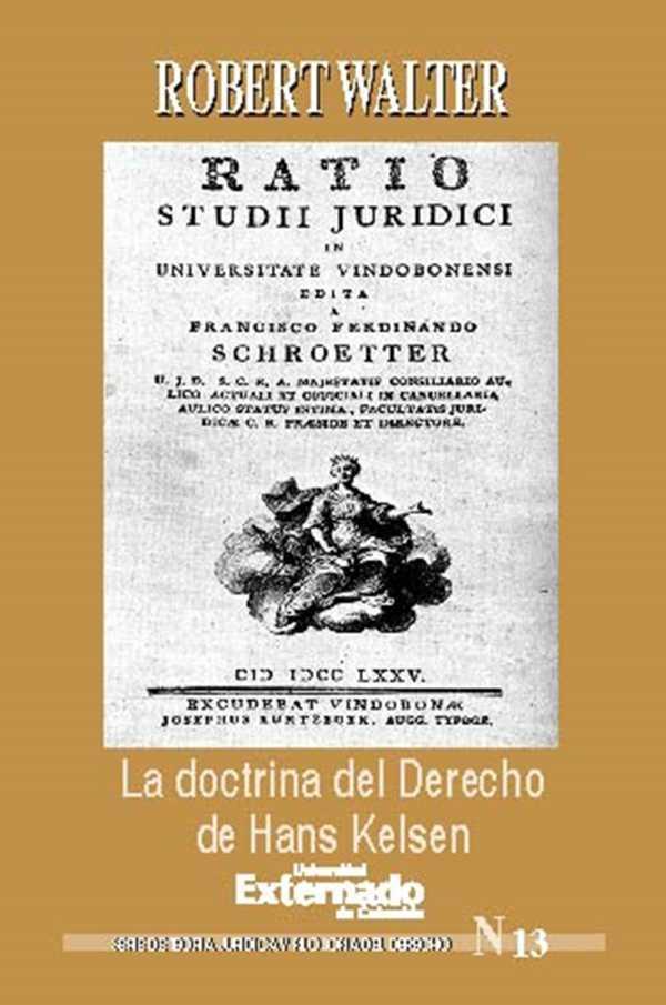 La doctrina del derecho de Hans Kelsen