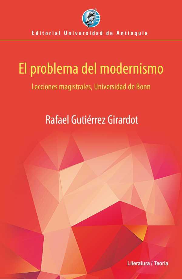 El problema del modernismo. Lecciones magistrales, Universidad de Bonn