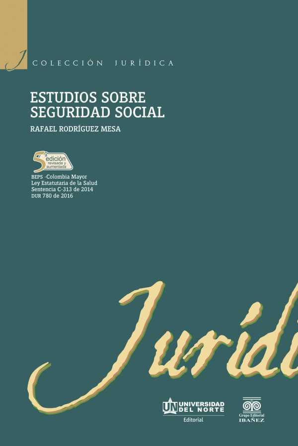 Estudios sobre seguridad social 5 Ed