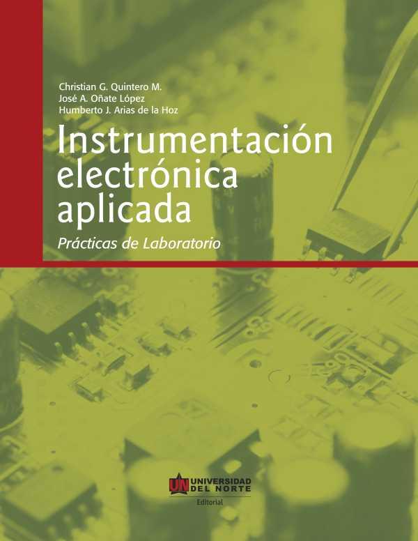 Instrumentación electrónica aplicada. Prácticas de laboratorio