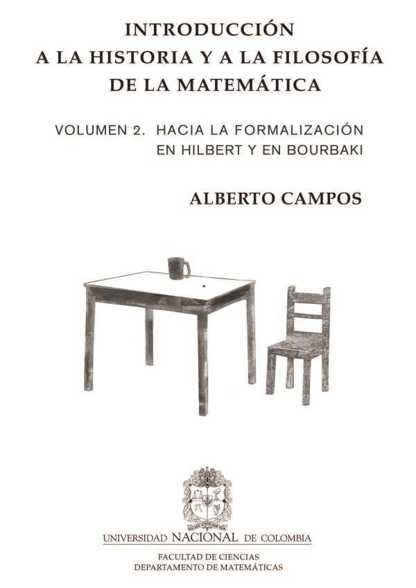 Introducción a la historia y a la filosofía de la matemática