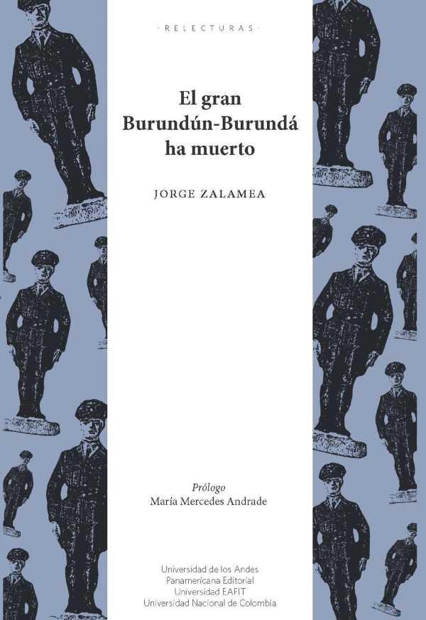 El gran Burundún - Burundá ha muerto. Primera edición