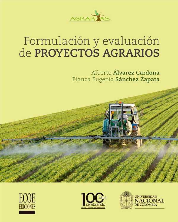 Formulación y Evaluación de proyectos agrarios