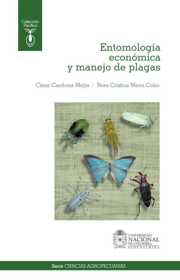 Entomología económica y manejo de plagas